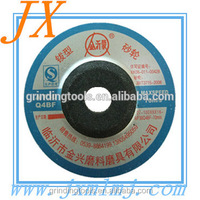 T27 100*6*16mm resin best abrasive mini diamond surface and profile grinding wheels for metal