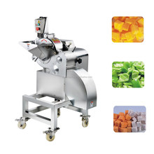 HYTW-800 Cube vegetable cutting machine/carrot cuber/vegetable fruit cube cutter