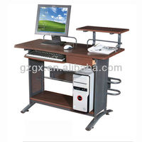 GX-38 wooden furniture laptop stand computer table models