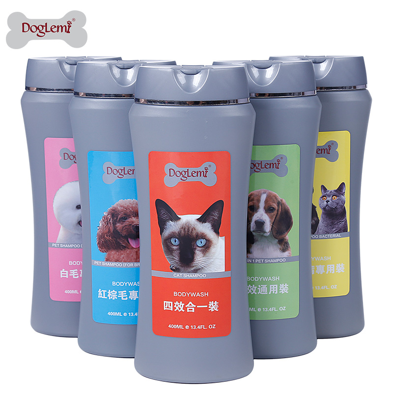 Natural Pet Dog Cat Shampoo