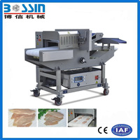 High production efficiency big capacity fresh fish meat slicer and knife