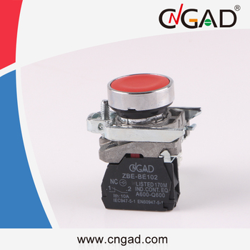 XB4-BA42 CNGAD RED Momentary push button switch