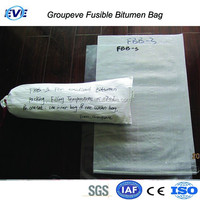 Hot Bitumen Packing Plastic Fusible Bitumen Bag