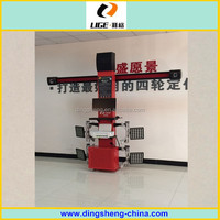 Automatically computer wheel alignment 3d DS6