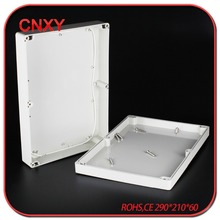 Custom abs plastic box IP65 plastic electronic enclosure