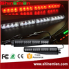 Car Auto LED 12V 32W 8 Pics Bulb Dashboard Deck Truck Boat Windshield Emergency Warning Flashlight Strobe Light Lamp Bar