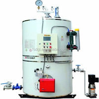 100kg/h 0.4 Mpa fire Tube Structure and Steam Output Oil Steam Generator