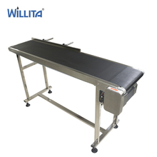 High quality rubber conveyor belt machine with cheap price
