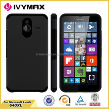 China supplier for Nokia lumia 640 XL custom mobile phone case accessory