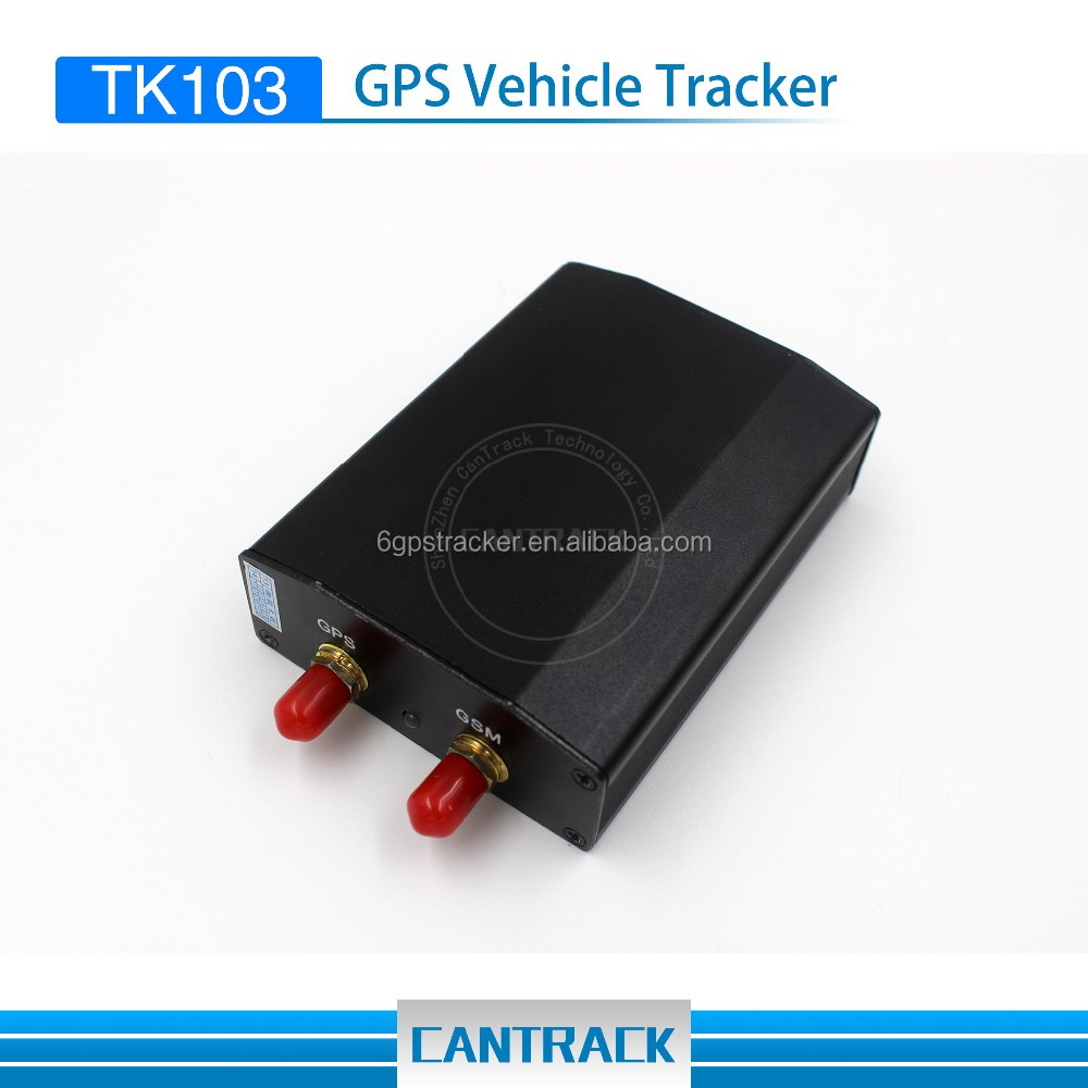 TK103 gps tracker tk103 gps vehicle tracker TK103 with Google Map