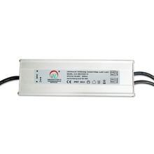 65W Waterproof 110V AC to 12V DC 5.42A Power Supply Transformer LED Driver with 4.5ft US Cable Plug
