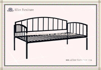 wrought iron outdoor daybed metal sofa daybed