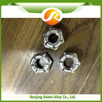 Hastelloy B3 stud bolt and nut , wing nut screw , furniture hardware screw nut bolt