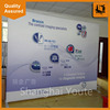 Custom durable trade show step and repeat display wall trade show backdrop wall stands