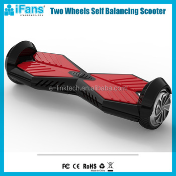 iFans Electric Unicycle Mini Scooter Two Wheels Self Balancing with Max Speed 15KM/H