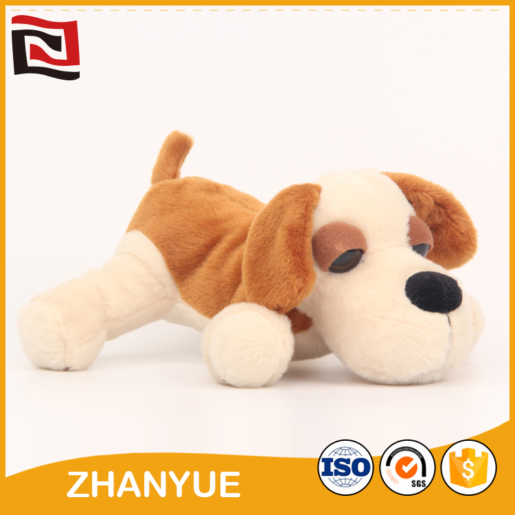 Top level Cute xmas dog toy