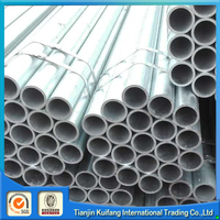 dn32 steel pipe hot dip galvanized water pipe price
