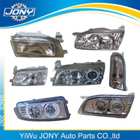 Auto spare parts head lamp toyota corolla ae100 headlights