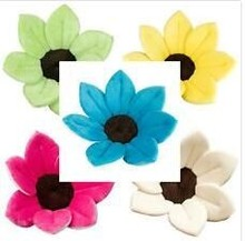 plush mat for baby washing/Blooming Bath - plush Flower baby bath/Bather For Babies & Infants sunflower