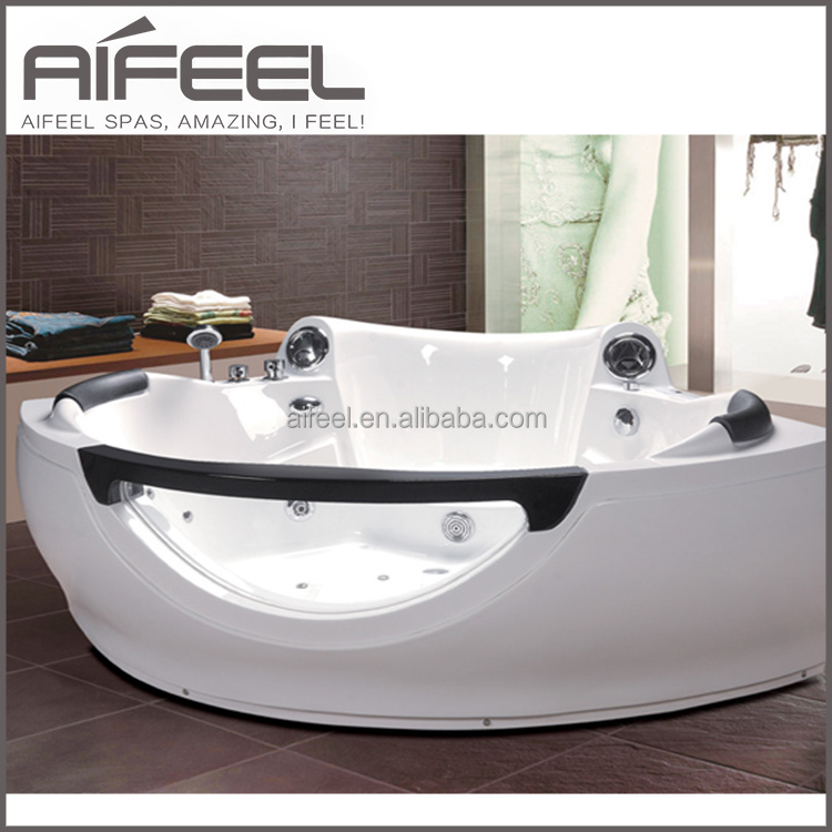 modern bathroom tub freestanding acrylic massage portable