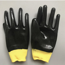 OPTIMA EN388 full coated nitrile waterproof oil resistant work safety glove