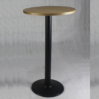 Triumph Modern Wooden Bar Furniture Modern Breakfast Pub Coffee Bar Table Outdoor Side table