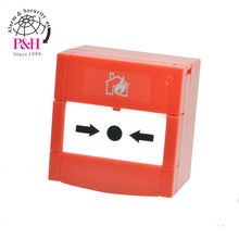 fire alarm emergency manual push button