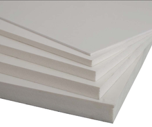 4x8 feet high density pvc foam board and pvc sheet for interior wall decorative panel