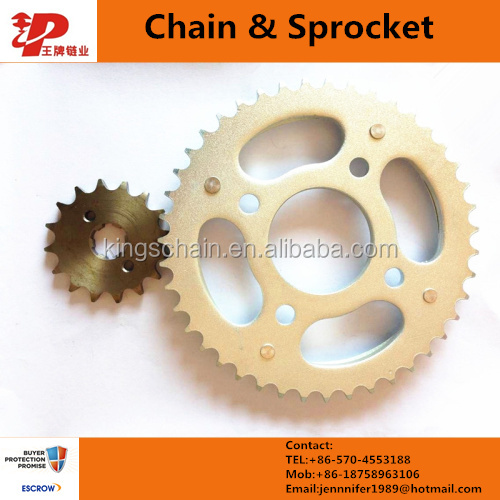 Favorites Compare Motorcycle chain and sprocket set Titan