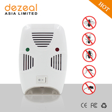 Dezeal DZ-201 effective electronic lizard repeller and ultrasonic animal repeller