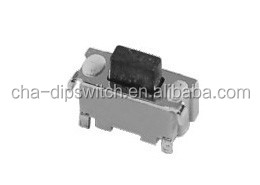 4 pin surface mount tact switch/Momentary Micro Tactile Tact Push Button Switch SMD SMT 2 x 3mm x