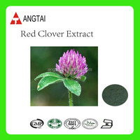 Natural Medicine Herbs Red Clover Extract Isoflavone Red Clover P.E.