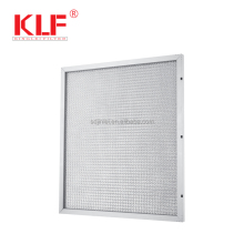 Washable aluminium mesh pre filer for Electrostatic Air Cleaner