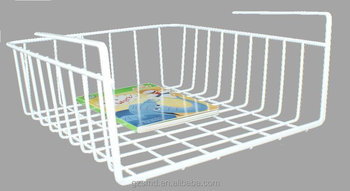 Hot Sale Wire Cabinet Under Shelf Basket