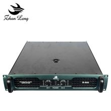 High quality 520w/4ohm dual channel power amplifier pa amplifier