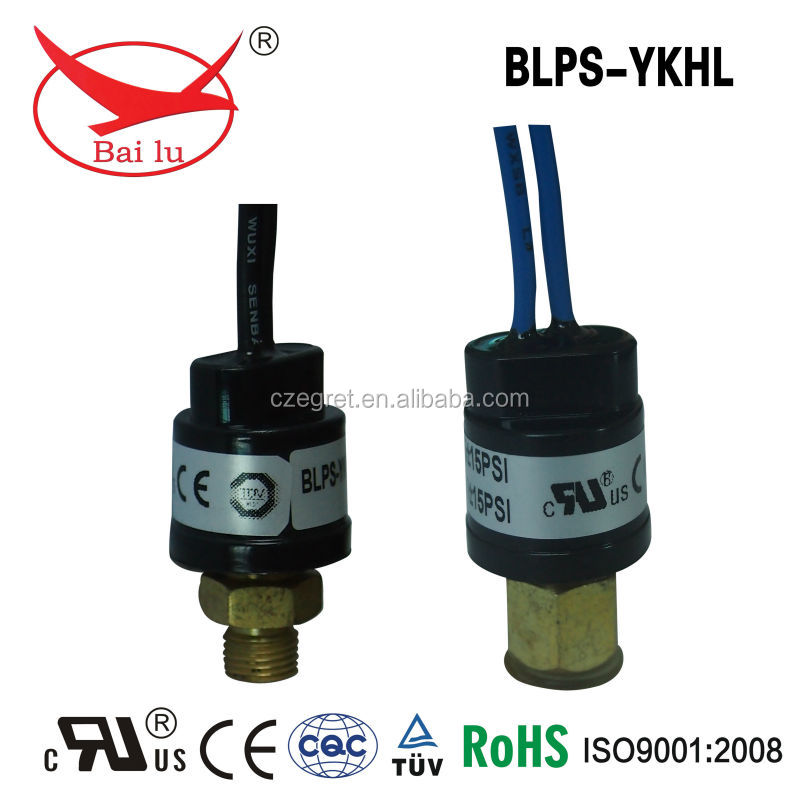 Bailu Best Sale Variable Pressure Switch For Water Pump