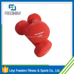 China Exporter Adjustable Vinyl Dumbbell 1090