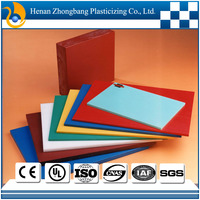Hardness Hdpe Pad For Ballistic Laminate,4x8 Plastic Sheets,Black Hdpe Sheet For Machinery