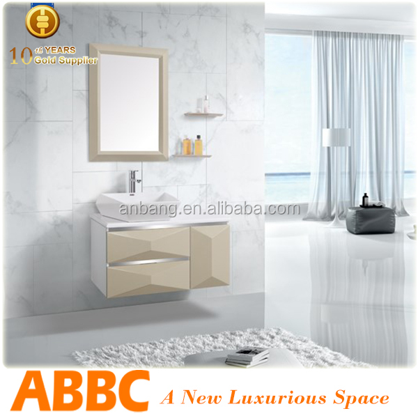 Modern bath cabinet furniture cabinet model no.L9223