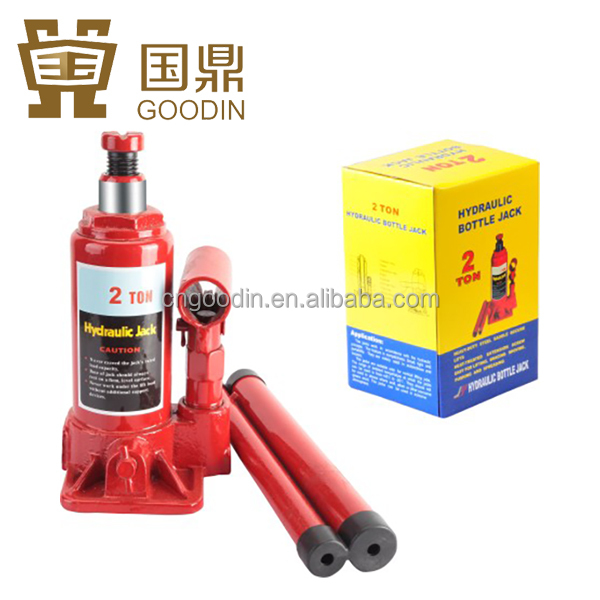 CAR TWO STAGE HYDRAULIC BOTTLE JACK