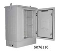 SK76110 Cabinet with Heat Exchanger