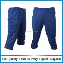 Cheap 3/4 Sport pants, men Soccer Short pants, soccer training pants