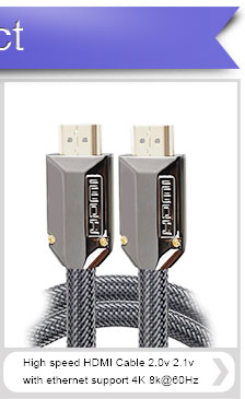 Factory Price Black PVC 24k Gold Plated Cable Hdmi Support 4K 3D Ultra HD HDMI Cable For PS3 PS4