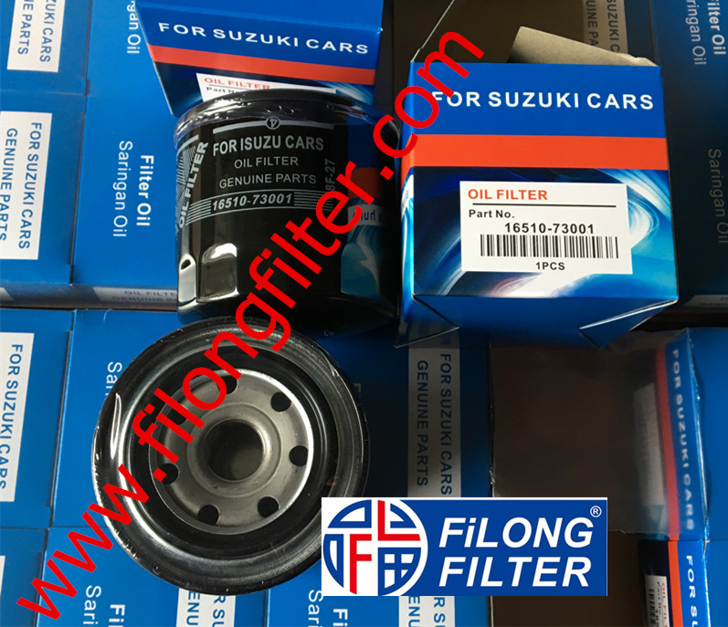 Supply FILONG For SUZUKI Oil filter 16510-73001