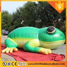 cheap price high quality inflatable frog animal price ,4mH giant inflatable frog