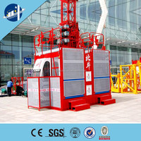 new design construction cargo hoist/building hoist/construction hoistwith CE,BV,ISO approved