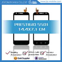 Alibaba express new product digitizer touch screen glass for Prestigio Pap 5501