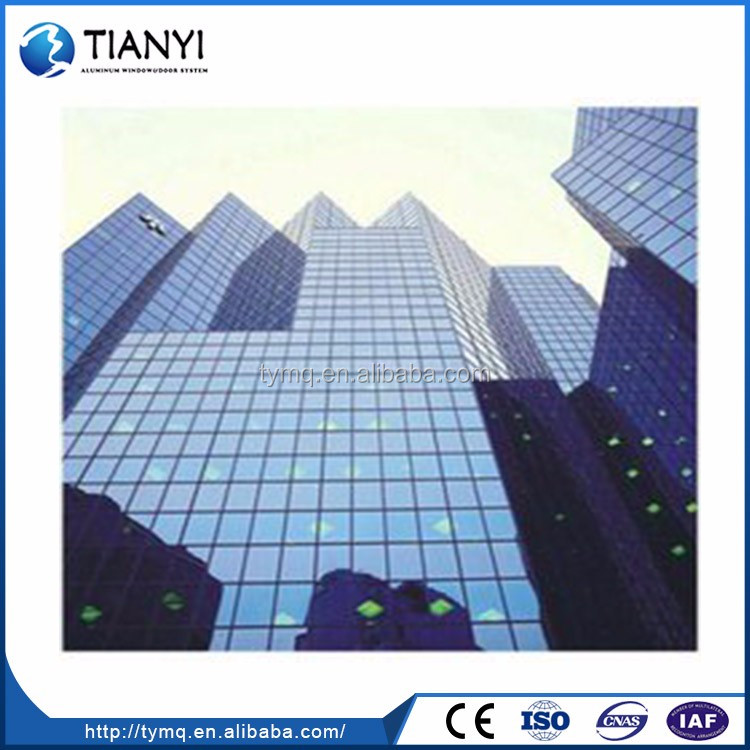 Hot Sale Soundproof Low Curtain Wall