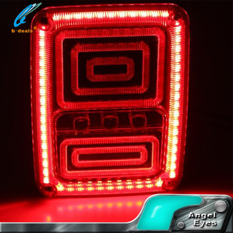 Low Price Auto Parts 12 volt jeep wrangler led tail light