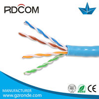 different types of cables ul listed cmr 23awg bulk utp cat5e network cable
